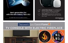 Fireplace Tv Stand Costco Canada Best Of Costco Connection September October 2019 Page 12