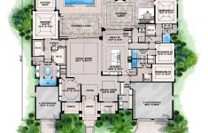 Florida House Plans With Pool Luxury This Luxe Design A Home Floor Plan Ideas Feels Like Best