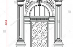Front Gate Arch Design Luxury House Entrance Gate Arch Design The 3d Home
