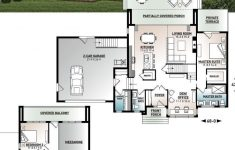 Garage And House Plans Awesome Moderner Cubic House Plan Mit 4 Schlafzimmer Und 2 Auto