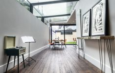 Glass Floors In Houses Best Of Modern Revamp Involving A Glass Roof Transforms This Dark