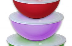Glass Mixing Bowls Walmart Elegant Gourmet Home Products 12 Piece Nested Polypropylene Mixing Bowl Food Storage Set With Lids Walmart