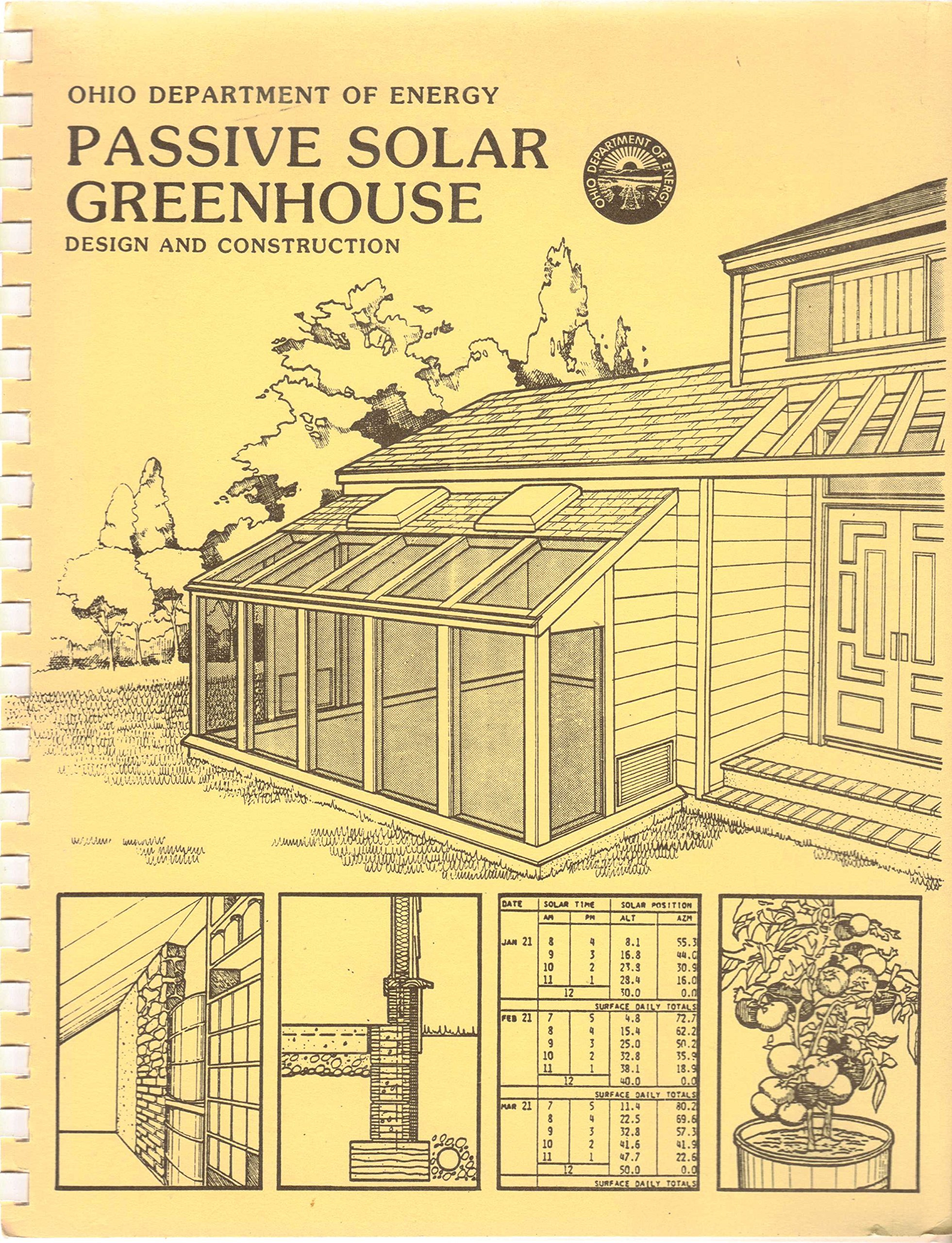 Green House Plans Free Awesome Passive solar Greenhouse Design and Construction for Ohio