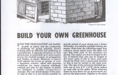 Green House Plans Free Unique Free Victorian Greenhouse Plans Quick Easy Wood Projects Diy