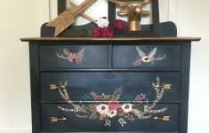 Hand Painted Antique Furniture Beautiful Hand Painted Antique Dresser Annie Sloan