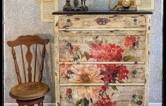 Hand Painted Antique Furniture Inspirational Sold Hand Painted Antique Floral Dresser