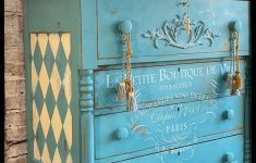 Hand Painted Antique Furniture Lovely Hand Painted Antique Chest Of Drawers Etsy