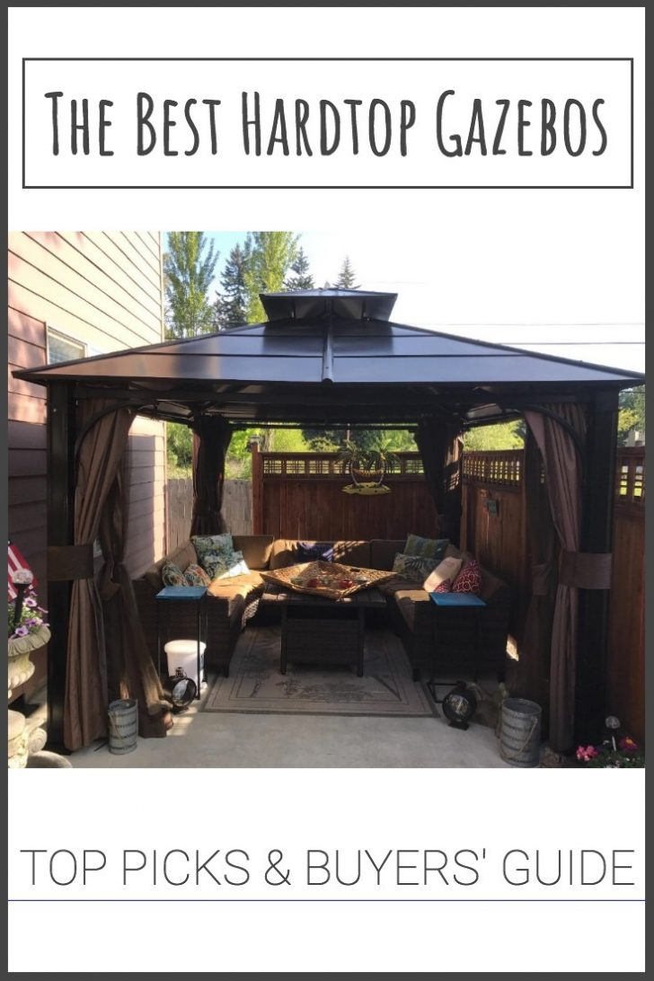 Hard Roof Gazebo Costco 2020
