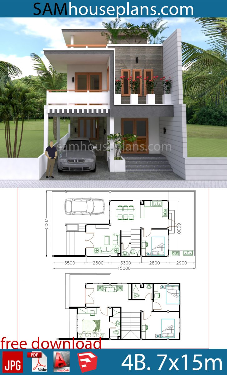 Home Plans Free Downloads 2020