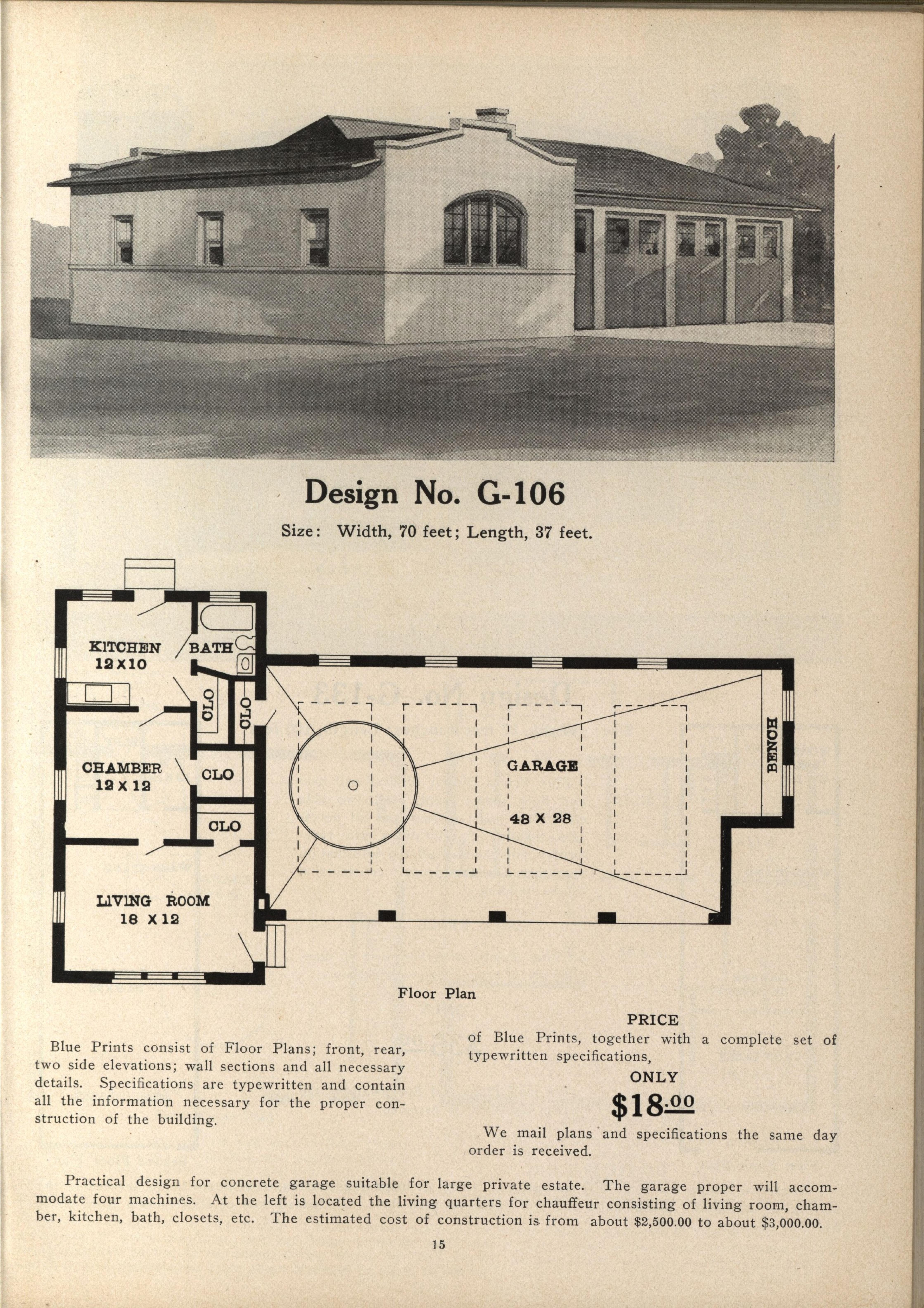File Radford's garages and how to build them 1910