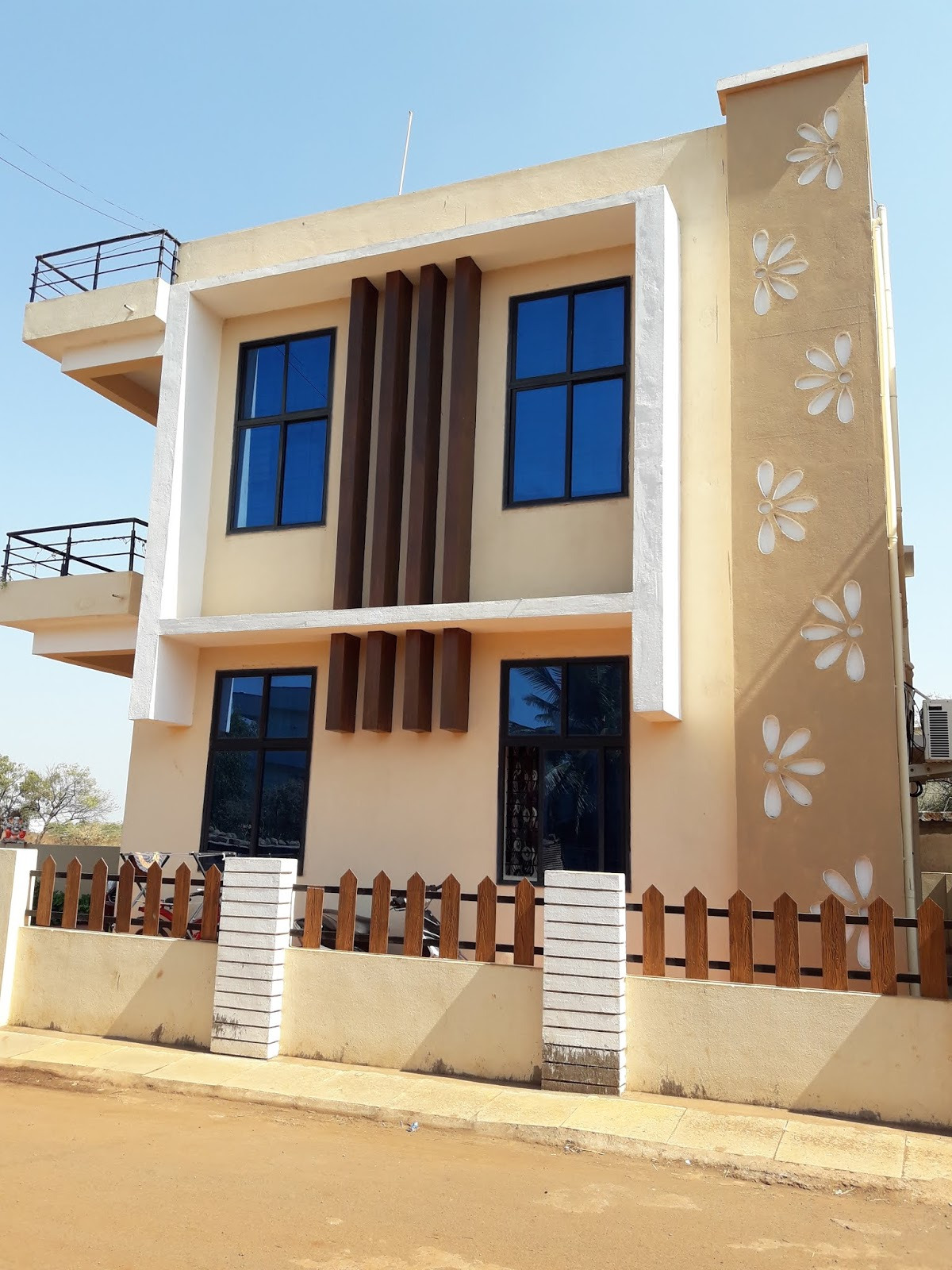 House Construction Plans and Designs Luxury Awesome House Plans 20 — 30 Latest Duplex House Plan Front