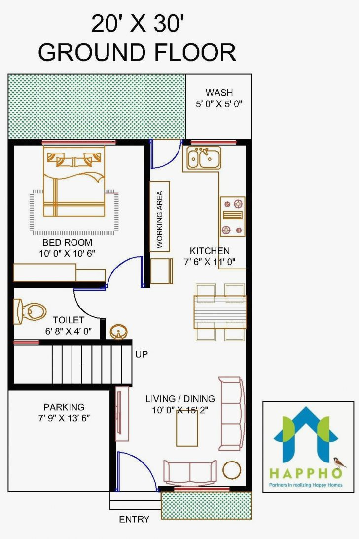 House Designs In India 30 40 2021