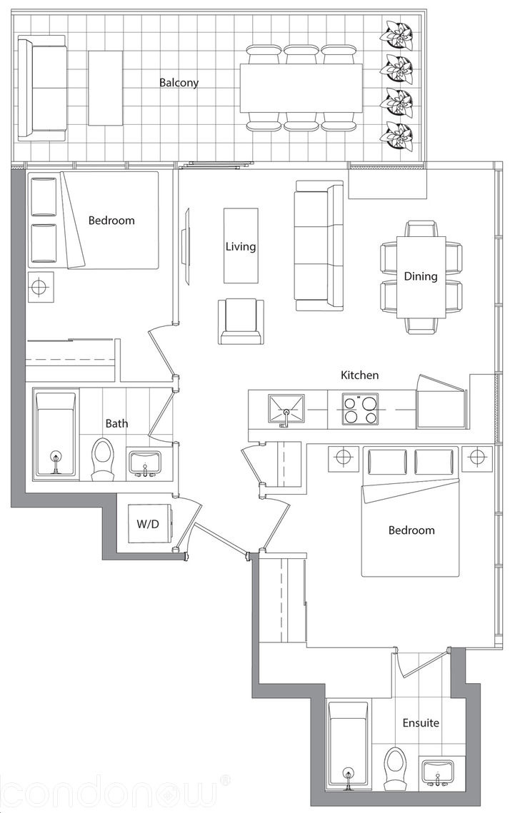 House Floor Plans and Prices Unique Concord Canada House Condos 2 by Concord Adex Lower Plan 05