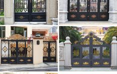 House Gate Wall Design Lovely Hs Lh024 Modern House Pound Wall And Welded Gate Design Philippines Buy Modern Gate Design Philippines Welded Gate Designs Modern House Pound