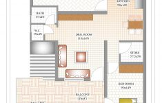 House Plan For Indian Homes Fresh 56 Sq Ft India Floor Plan Contemporary India House Plan