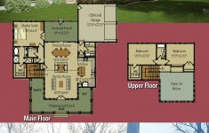 House Plans For A View Lot Best Of Plan Mx A Honey Of A Farmhouse