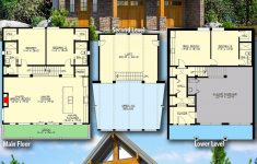 House Plans For A View Lot Unique Plan Jd Modern Chalet For The Front View Lot