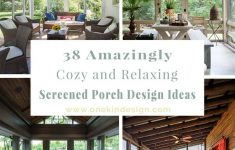 House Plans With Screened Porch Luxury E Kindesign