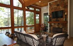 House Plans With Screened Porch New Cabin House Plans Screened Porch