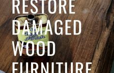 How Do You Clean Antique Wood Furniture Beautiful Repairing Damaged Antique Wood