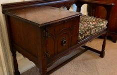 How Do You Clean Antique Wood Furniture Luxury Chippy Vintage Retro Antique Phone Table Seat In N1 London