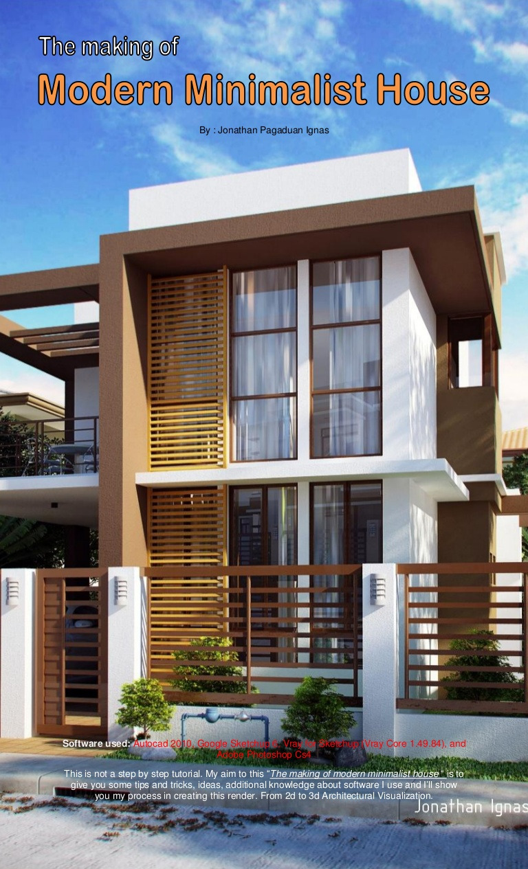 How to Build A Modern Mansion Beautiful the Making Of Modern Minimalist House