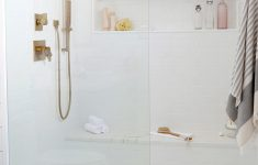 How To Design A Walk In Shower Best Of Step By Step New Walk In Shower Installation