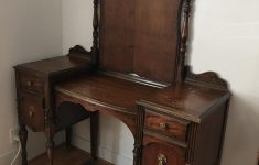 How To Get Antique Furniture Appraised Inspirational All Wood Vanity I Ve Been Trying To Appraised But Non Of