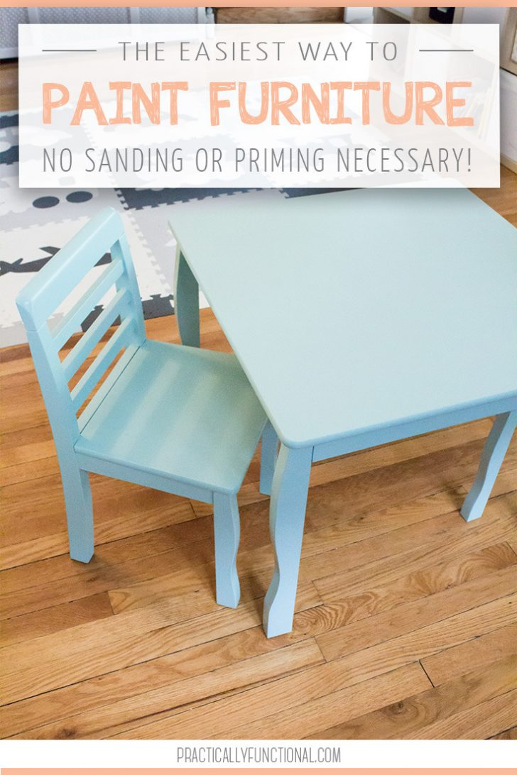 How to Refinish Antique Furniture without Stripping 2020