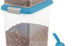 Iris Airtight Food Storage Container & Scoop Combo Best Of Delivering Pet Happiness By Conveniently Shipping 500