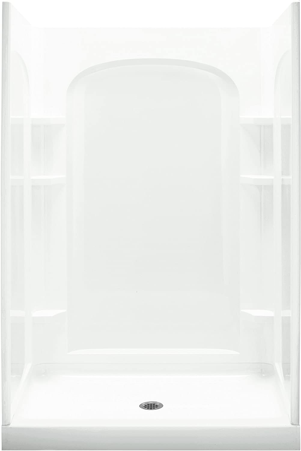 Kbrs Shower Base Customer Reviews Unique Sterling A Kohler Pany 0 Ensemble Vikrell 35 25 In X 77 In Alcove Shower Wall and Base Kit White