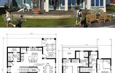 Lake Cabin House Plans Beautiful Craftsman D 1677 In 2020