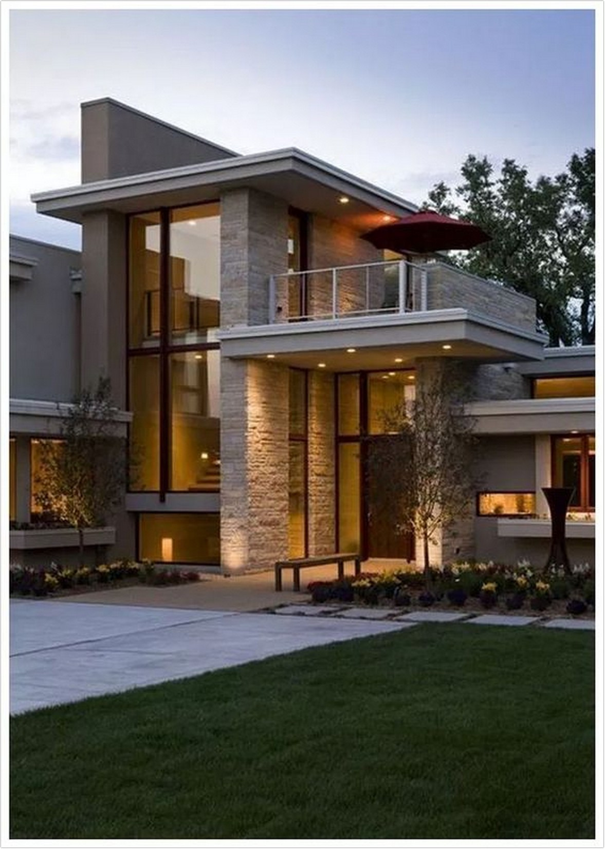 25 special edition modern house design for your 2020 architectural inspiration 25