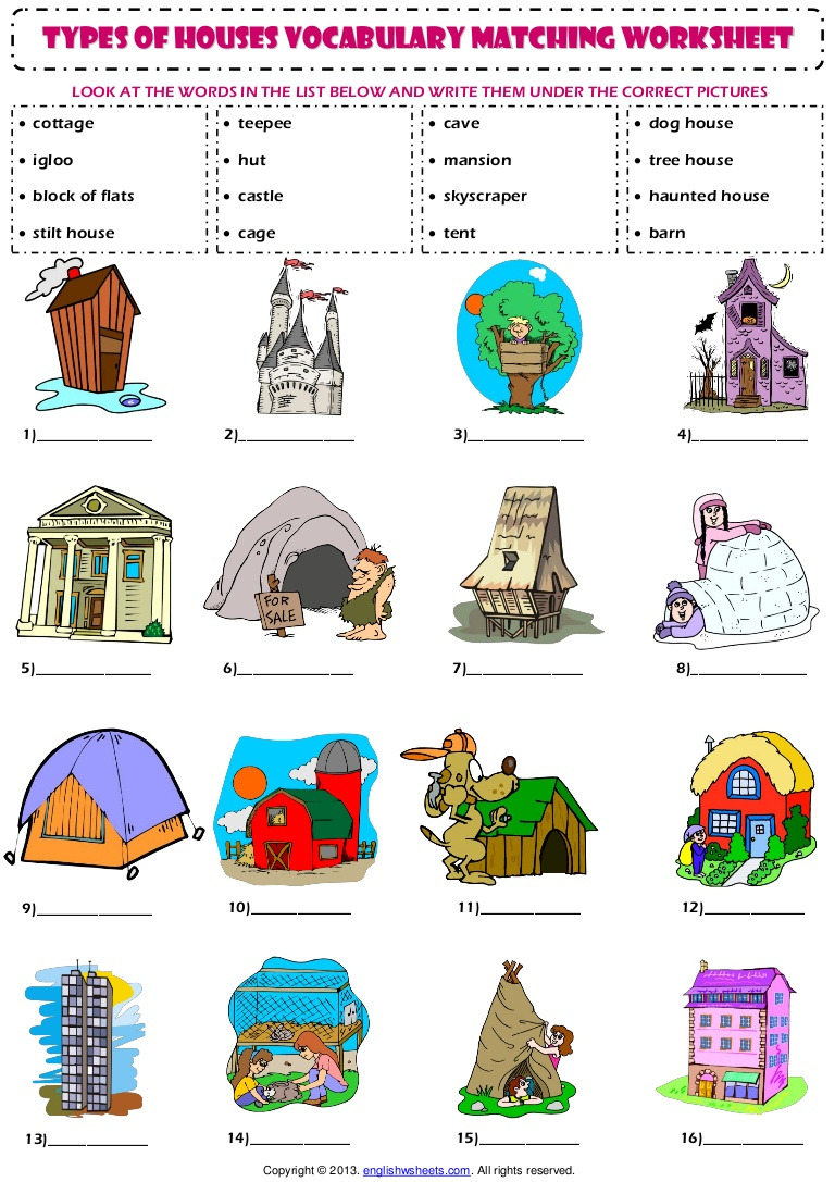 homehousetypesvocabularymatchingexerciseworksheet lva1 app6891 thumbnail 4