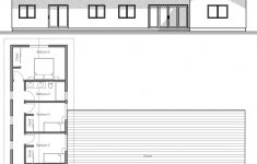 Long Shaped House Plans Awesome House Design House Plan Ch331 45 In 2019