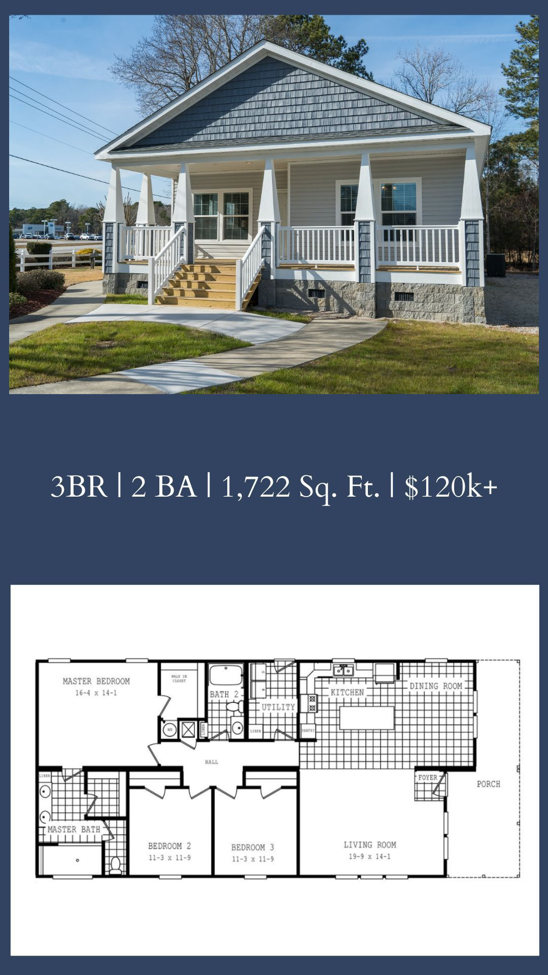 Mobile Home House Plans Luxury Designed with Functionality In Mind This Home Includes Two