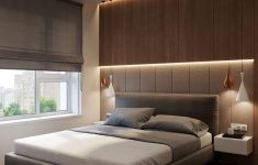 Modern Bedroom Design Ideas Elegant Wood And Stone On Behance
