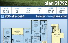 Modern Family Home Plans Awesome Farmhouse Style House Plan With 3 Bed 3 Bath 2 Car