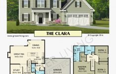 Modern Family Home Plans New Modern Family Floor Plans Unique Plan 1708 The Clara Two