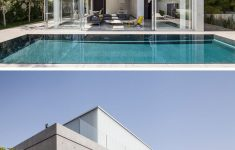 Modern Glass House Plans Pool Lovely 13 Modern House Exteriors Made From Concrete