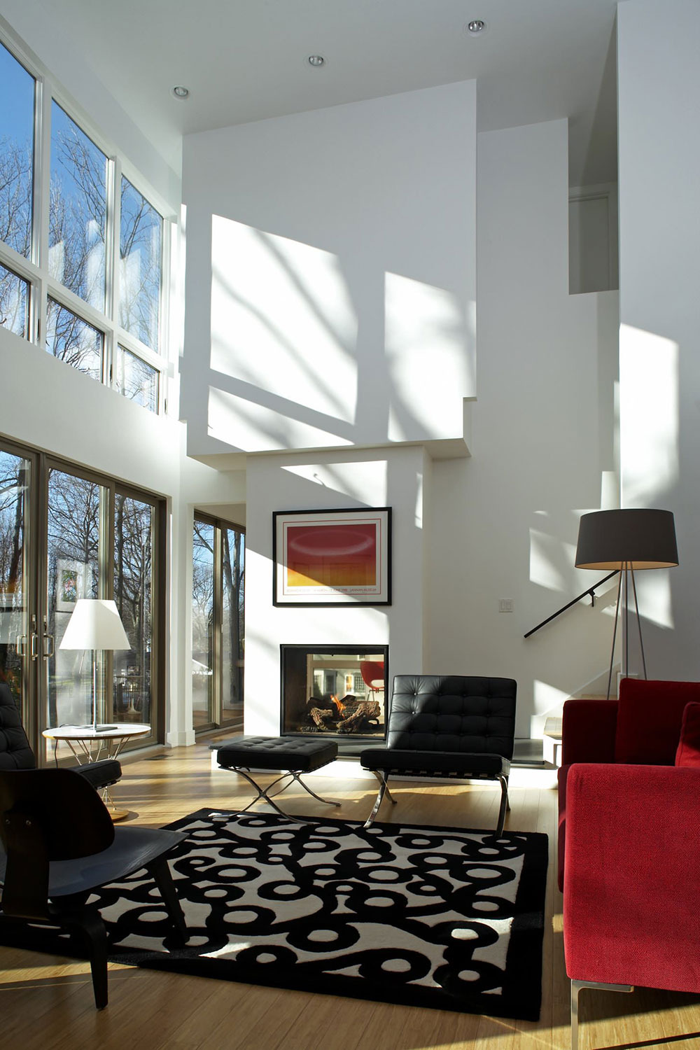 Decorating A Room With High Ceiling7