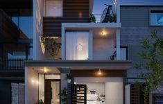 Modern Home Plans For Narrow Lots Beautiful Modern Narrow House Designs 50 Narrow Lot Houses That