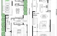 Modern Home Plans For Narrow Lots Inspirational Modern Luxury Home Designs Perth