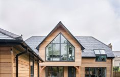 Modern Homes Under 300k Awesome Self Build Front Exterior House Timber Frame House With