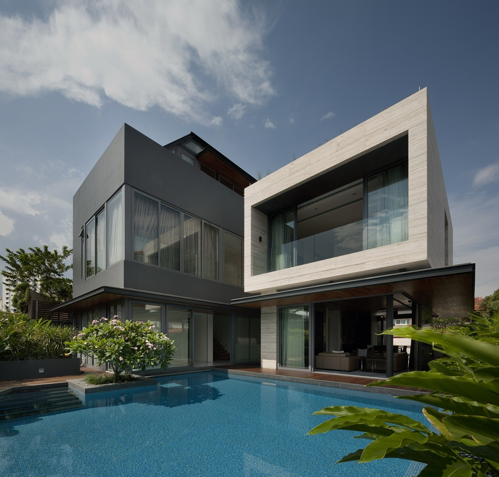 Top 50 Modern House Designs Ever Built featured on architecture beast 24