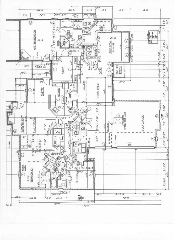 New Construction House Plans 2021