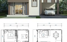 New House Plan Design Elegant House Design Plan 10x7 5m With 4 Bedrooms