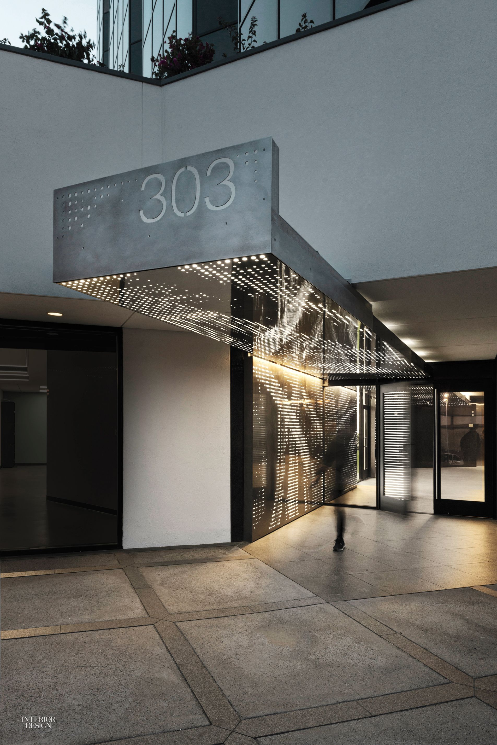 Office Front Entrance Design Lovely Patrick Tighe Jazzes Up Two Generic Fice Buildings with