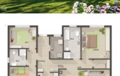 One Level Contemporary House Plans Elegant Bungalow House Plans With E Level & 3 Bedroom Modern