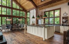 One Story Post And Beam House Plans Best Of The Catskill Lodge